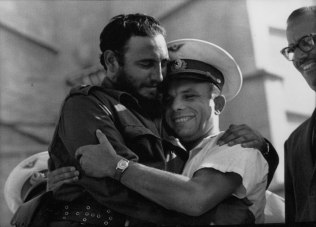 Кастро и Гагарин
