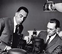 Пьер Джакомо (1913–1968)  и Акилле Кастильони  (1918–2002)