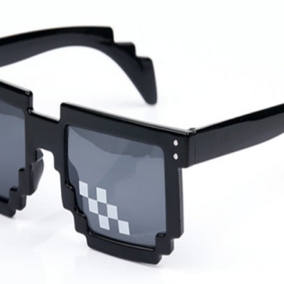 """Оригинальные очки """"Пиксель"""""""