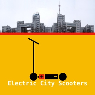 Electric City Scooters