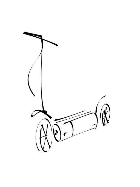 Amper City Scooters